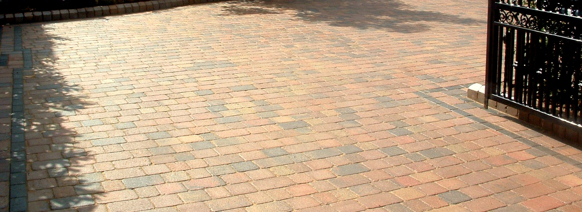 Premium block paving driveway by Armstrong's Roads & Driveways Darlington