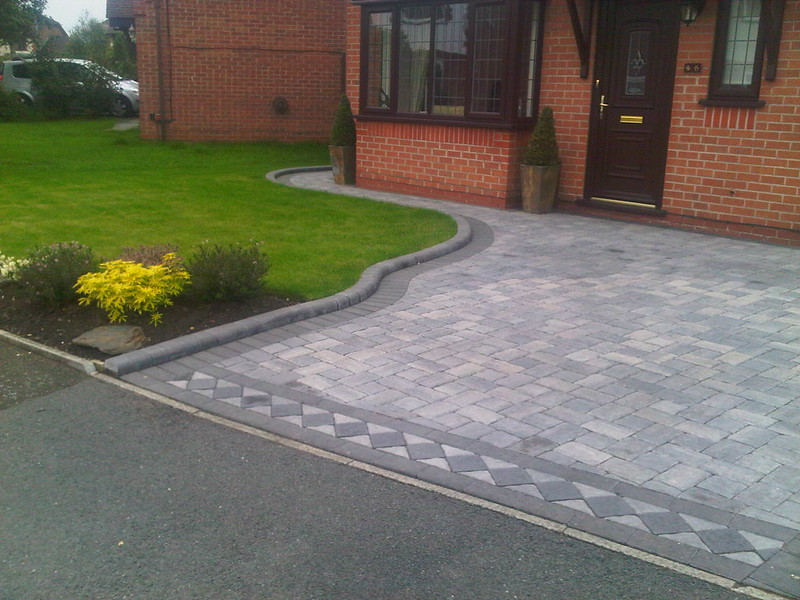 Armstrongs Block paving driveways North East