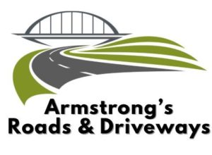 Armstrong's Roads & Driveways Darlington, logo